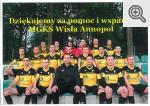 Sandotech sponsoruje: MGKS Wisła Annopol